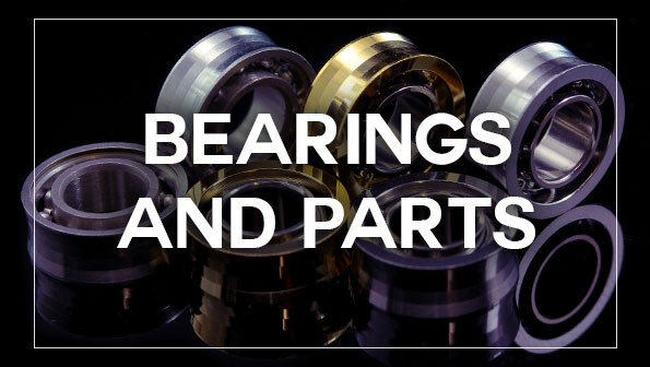 Bearings and Parts