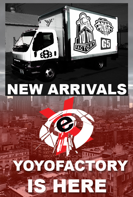 YoYoFactory Has Arrived!