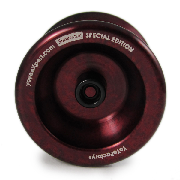 YoYoExpert SuperStar Special Edition Now Available!