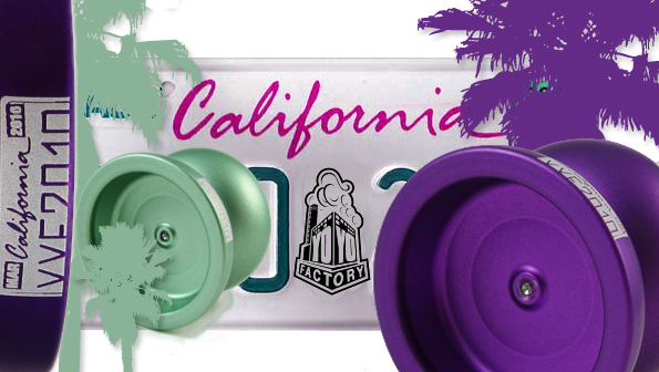 All New YoYoFactory 2010 CALIFORNIA Now Available!