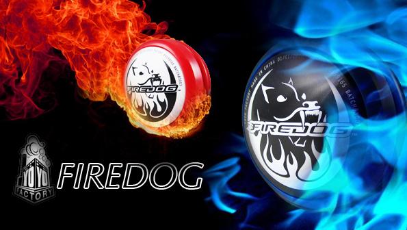 YoYoFactory Firedog – Great for the Basics