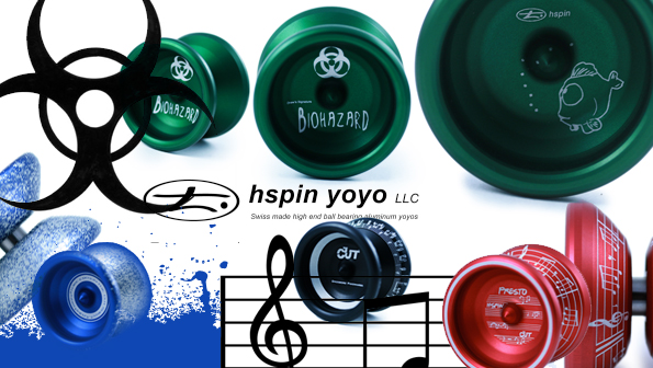 HSpin Cut Restocked W/ Special Editions!
