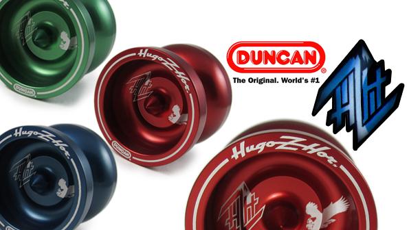New Release: Duncan Hugo Z Hor!