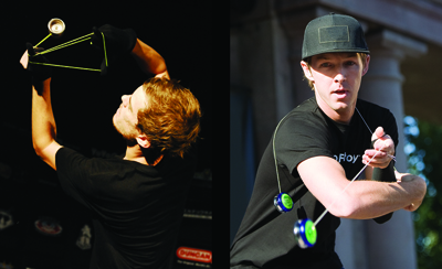 UPDATE W/ RESULTS: 2010 CA State Yo-Yo Contest