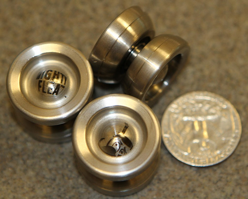 2010 YYF Mighty Flea to Release Soon!