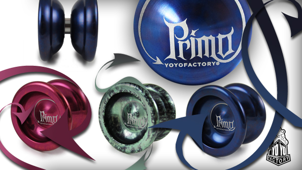 Exploding on the scene: YoYoFactory PRIMO