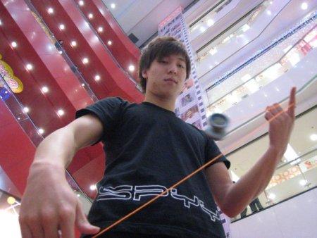 """SPYY welcomes """"Zannix"""" Kin Kwan Wong"""