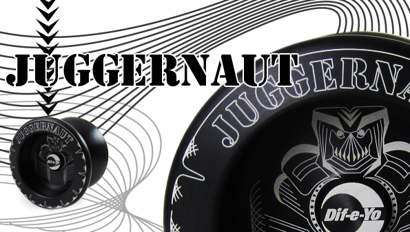 DIF-E-YO JUGGERNAUT RELEASES TOMORROW!
