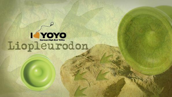 ILYY – Liopleurodon W/ Teflon Coating!