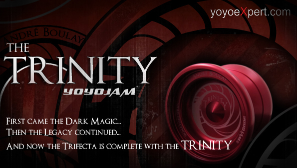 YoYoJam Trinity – Pre-Release only at YoYoExpert!