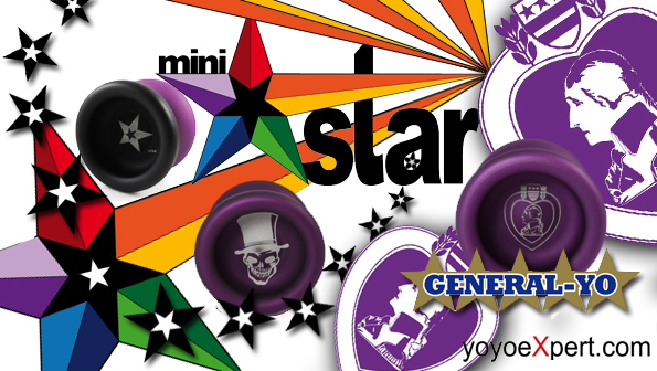 General Yo Mini Star is Here!