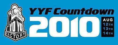 YoYoFactory Worlds Countdown Begins!