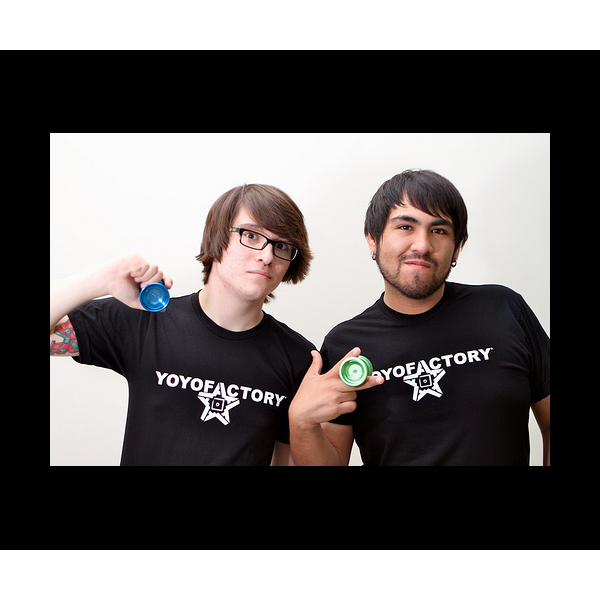 YoYoFactory 5A T-Shirts IN STOCK!