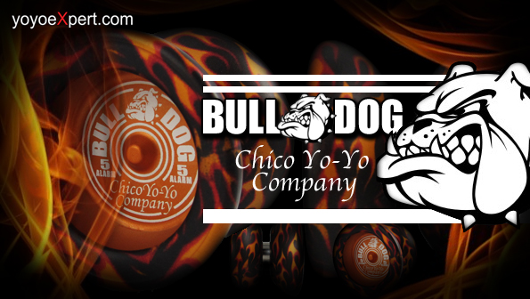 5 ALARM BULL DOG – Chico Yo-Yo Company