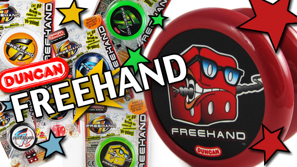 Duncan Freehand 2 In Stock