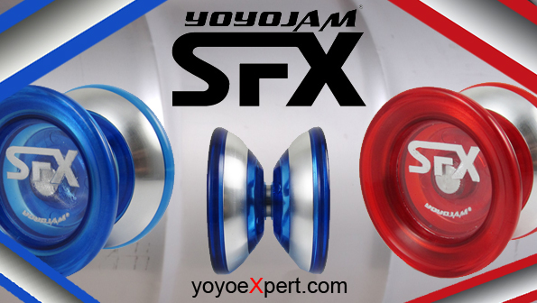 YoYoJam SpinFaktor X