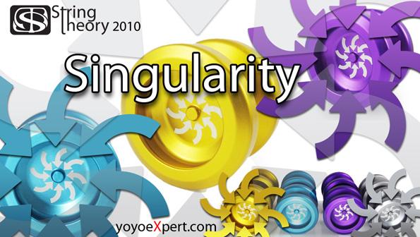 String Theory Present Quark and Singularity!