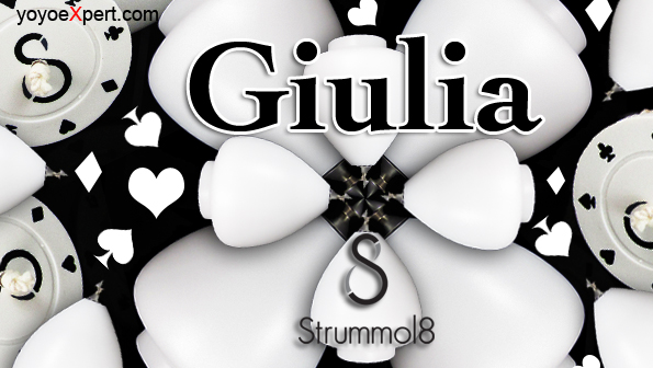 NEW Spin Top – Giulia by Strummol8!