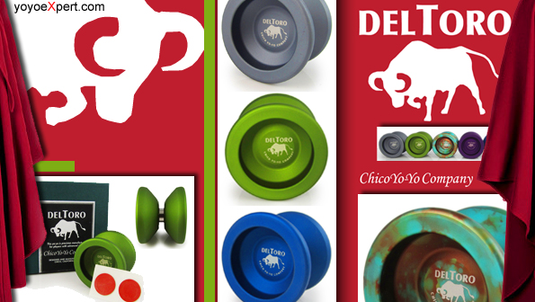 Chico Yo-Yo Company – New Product!