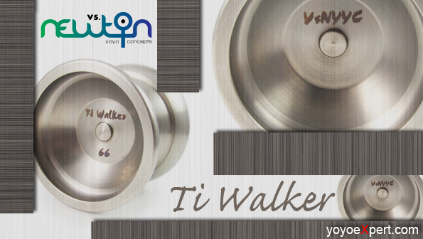 YoYoExpert Blog & Yo-Yo News – Ti Walker Count Down Begins!
