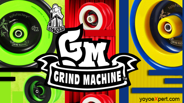 Grind Machine is BACK!