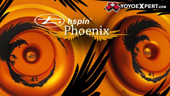 HSpin YoYoExpert Phoenix YoYo