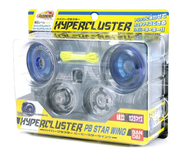 Hyper Clusetr YoYoExpert