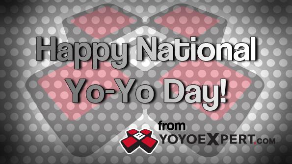 Happy National YoYo Day!