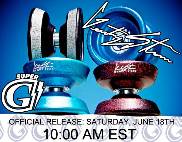 Super G Releases Saturday 10:00 AM EST – 6/18/11