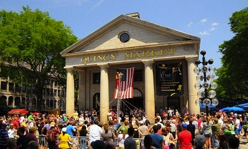 Quincy Market Triple Crown YoYo