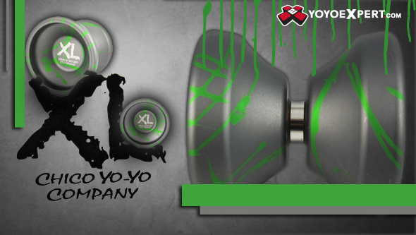 Chico All New Yo-Yos Released!
