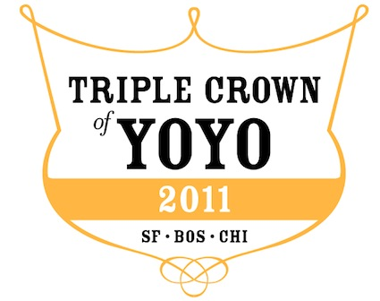 Triple Crown of YoYo 2011