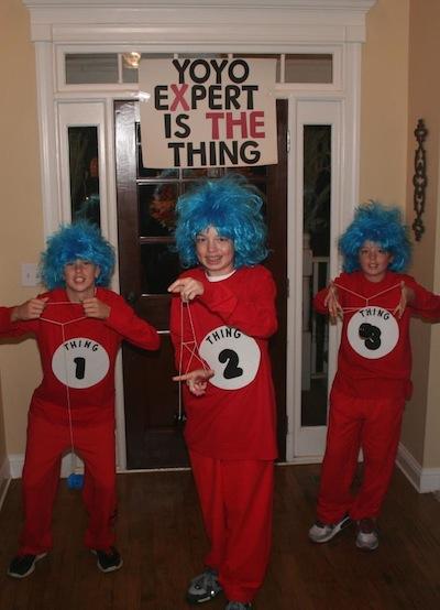 2011 Halloween Contest Winners