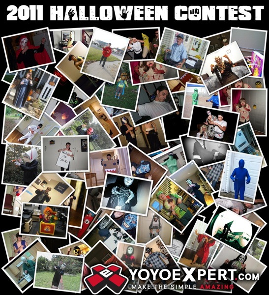 YoYoExpert Halloween Contest