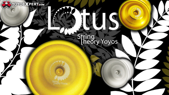 YoYoExpert String Theory Lotus