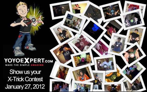 X-Trick YoYoExpert Contest!