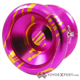 C3yoyodesign Presents: Peter Pong 1min throw with DarkStar Splash edition