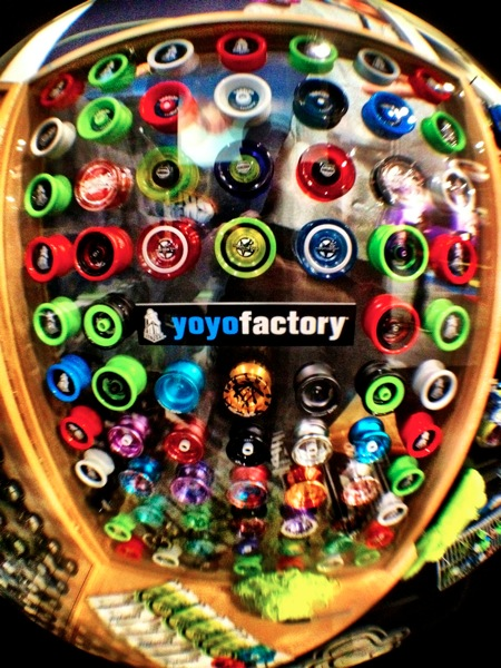 Toy Fair 2012 with YoYoExpert