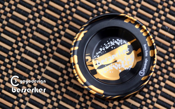 YoYoSkills Review | The Berserker by c3yoyodesign