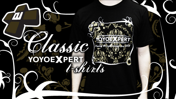 Classic YoYoExpert T-Shirt