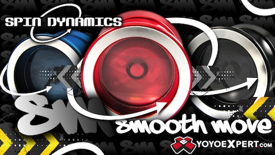 YoYoSkills Review | The Smooth Move by Spin Dynamics