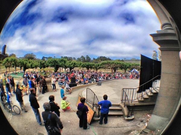 BAC 2012 Crowd