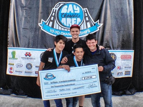 Winners 2012 BAC