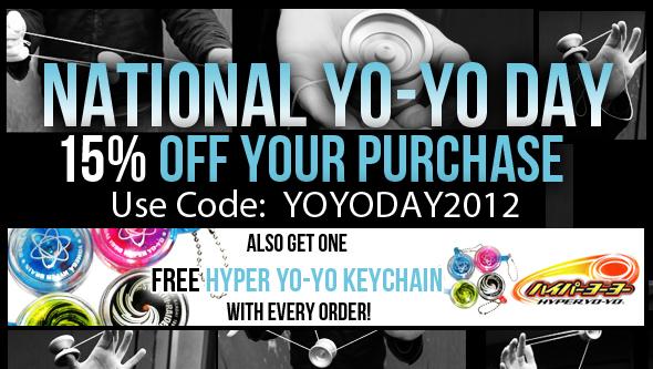 Happy National Yo-Yo Day from YoYoExpert!