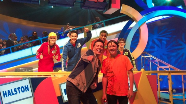 Team YoYoJam's Alex Hattori on Nickelodeon Figure It Out! @YoYoJam
