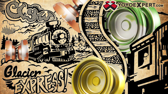 CLYW Glacier Express Releases Tuesday Evening!