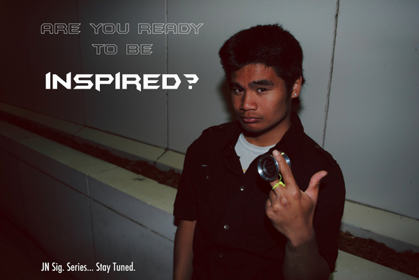 Are you ready to be INSPIRED? @YoYoJam