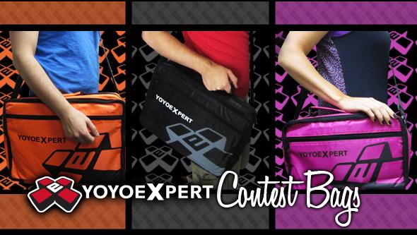 Medium and Large YoYoExpert Contest Bags