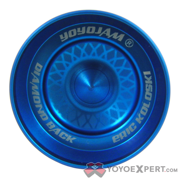 YoYoJam DiamondBack Releases – Signature of National Champ Eric Koloski! @YoYoJam