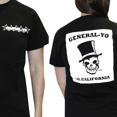 New General-Yo T-Shirts So. Cali T-Shirts @General_Yo
